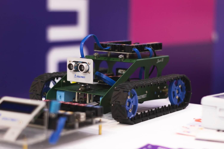 miniFORMATION arduino robotique